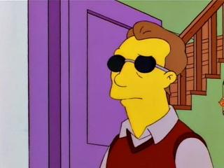 Un Chien De Ma Chienne The Simpsons Park Toute L