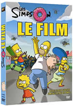 DVD Les Simpson le film