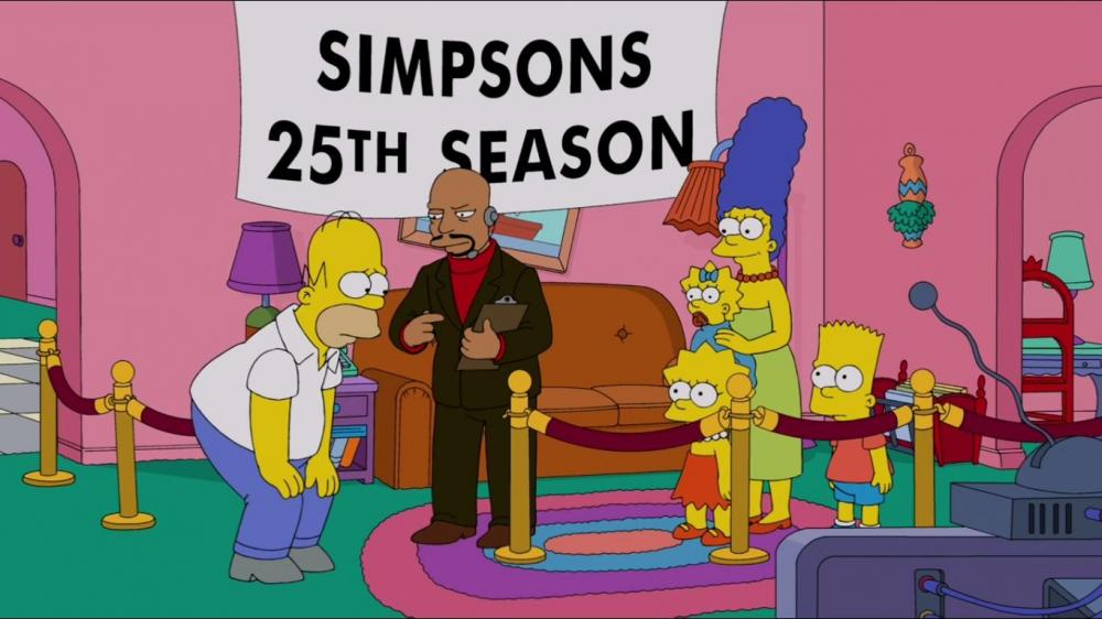 an example of society being a reflection of the simpsons The simpsons and american culture as a biting satire on contemporary american society and culture being a part of the commercial television system, there.