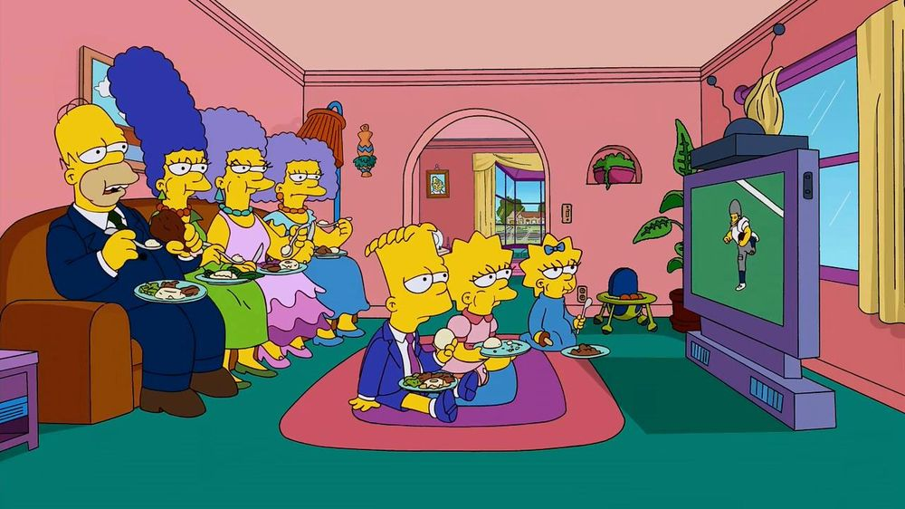 Les apprenties sorci res the simpsons park toute l - Les simspon tv ...