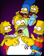 Simpson Horror Show XII (image 1)