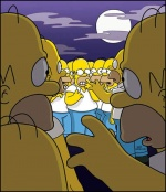 Simpson Horror Show XIII (image 1)