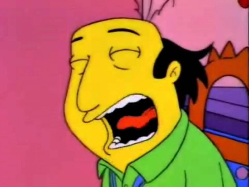 Jay Sherman - The Simpsons Park : Toute l'actualité des Simpson