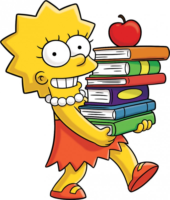 Lisa simpson the simpsons park toute l 39 actualit des - Female cartoon characters wallpapers ...