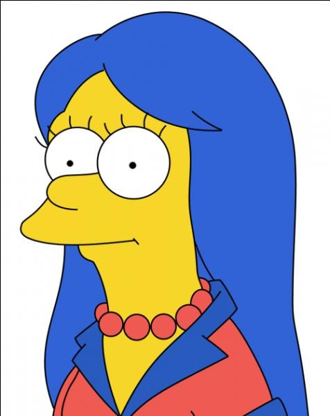 What marge facial regret, that