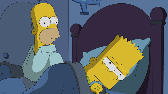 The Simpsons - Bart's New Friend